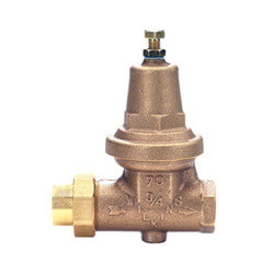 "3/4"" FxF Single Union<br>Pressure Reducing Valve Product Image"