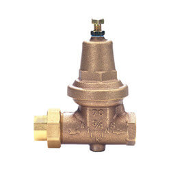 "3/4"" FxF Double Union Pressure Reducing Valve"