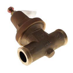 "3/4"" FxF Double Union Pressure Reducing Valve, Lead Free Product Image"