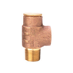 "3/4"" P1550 MNPT x FNPT<br>Pressure Relief Valve<br>(125 PSI) (Lead Free) Product Image"