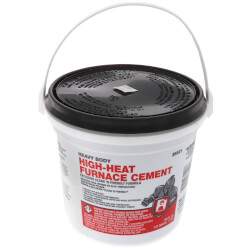 1/2 gal. Heavy Body Furnace Cement