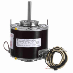 """5"""" Totally Enclosed Fan/Blower Motor (2.6A, 115V, 1075 RPM, 1/6 HP) Product Image"""