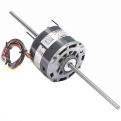 3 Speed Direct Drive Fan & Blower Motor 1/3 HP, 1075 RPM (208-230V) Product Image
