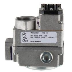 "3/4"" X 3/4"" Gas Valve<br>24 VAC, No Pilot Product Image"