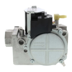 Combo Gas Valve, Single Stage, Slow Opening