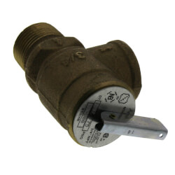 """3/4"""" Vacuum Relief Valve, 16 CFM Product Image"""