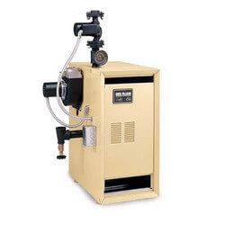 CGI-4 - 74,000 BTU Output Cast Iron Boiler, Spark Ignition (LP Gas)