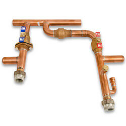 "Ultra Easy-Up Manifold Kit for Ultra 155-399 (1-1/2"" Piping)"