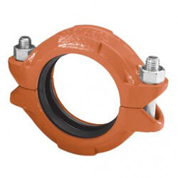 """1"""" 7001 Grooved Coupling w/ EPDM Gasket Product Image"""