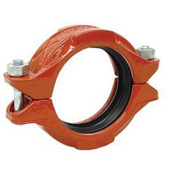 "1-1/2"" 7401 Rigidlok Coupling w/ EPDM Gasket Product Image"