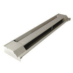 "36"" F Series Electric Baseboard Heater, 750 Watt, 240V (Almond) Product Image"