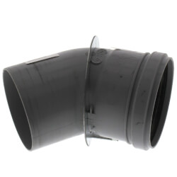 "3"" PolyPro 45° Elbow w/ LB2 Product Image"