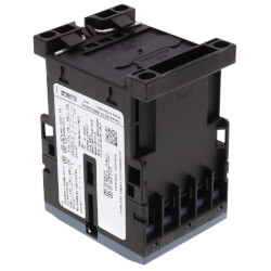 3 Pole 120V 9 Amp 1N/O Aux. Contactor Product Image