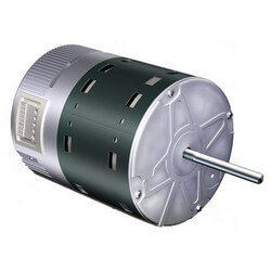 """5-5/8"""" PSC Commercial Condensor Motor, 3/4 HP, 1075 RPM CCW (208-230V) Product Image"""