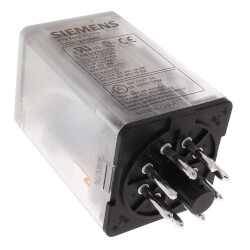 24V DPDT 12A 8 Pin Relay Product Image