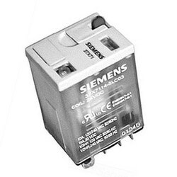 24VAC 10A DPDT Relay<br>w/ LED Din MT Product Image