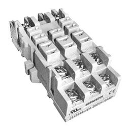 11 Pin Panel/Din Rail Mount Socket Product Image