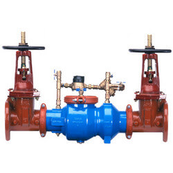 """4"""" 350ADALMNYC Double Check Valve Assembly Product Image"""