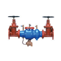 "4"" 375L Reduced Pressure Principle Assembly Less Valve Product Image"