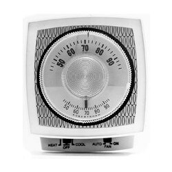 24v Low Temp Heating/Cooling Thermostat (39-75F)