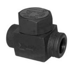 "TD6528, 1"" Thermodisc Steam Trap (w/o Strainer)"