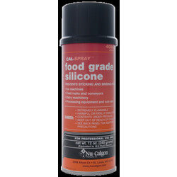 Food-Grade Silicone, Aerosol Can, 11 oz