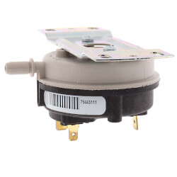 """.45"""" WC Pressure Switch Product Image"""
