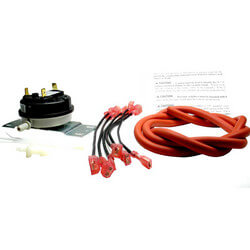 """.60"""" WC Pressure Switch Product Image"""