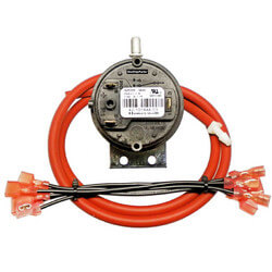"""1.00"""" WC Pressure Switch Product Image"""