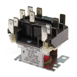 12A DPDT Relay (24V) Product Image