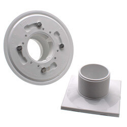 42237 Oatey 42237 2 Quot Or 3 Quot Pvc Shower Drain With