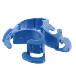 "1"" Blue Tubing Isolator (UL 94 V2 Rated)"