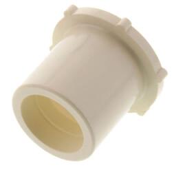 "3/4"" x 1/2"" CTS CPVC Transition Bushing<br>(IPS Spigot x CTS Socket) Product Image"