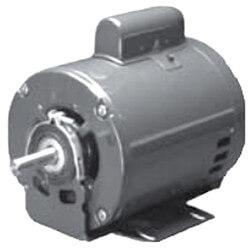 "12.8"" ODP Capacitor Start Belted Fan & Blower Motor (115/208-230V, 1-1/2, 1725) Product Image"