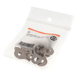 "High Temp. Solderless Terminal, 12-10 AWG, 1/4"" Stud (14 Pack) Product Image"