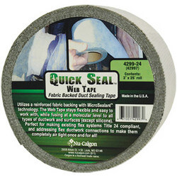 "Quick Seal Web Tape (3"" x 25' Roll)"