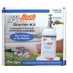 Rx11-flush Liquid Starter Kit