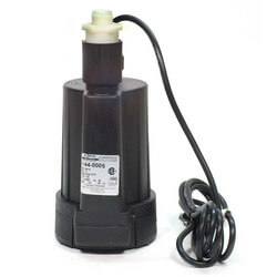 Model 44 Floor Sucker Utility Pump - 1/4 HP, 9 Ft Cord
