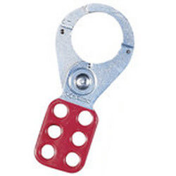 "1.5"" Jaw Safety Lockout Hasp (Package of 2) Product Image"