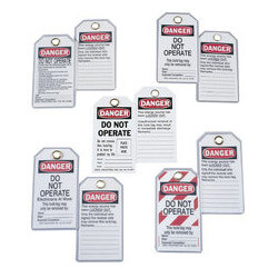 Heavy-Duty Lockout Tags Product Image