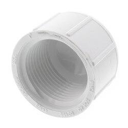 "1"" PVC Sch. 40<br>Female Cap Product Image"