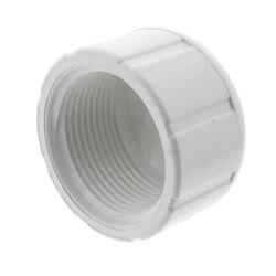"1-1/4"" PVC Sch. 40<br>Female Cap Product Image"