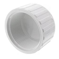 "2-1/2"" PVC Sch. 40<br>Female Cap Product Image"