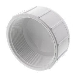 "3"" PVC Sch. 40<br>Female Cap Product Image"