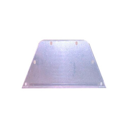 Collector Hood End Panel Product Image