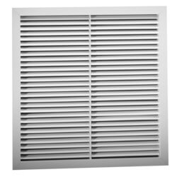 "22"" x 22"" Aluminum Bar Style Return Grille <br>(RH45T Series) Product Image"
