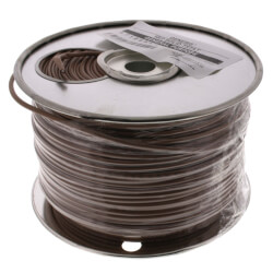 500 ft - 18/2 Solid CL2 Reels Honeywell Genesis<br>Thermostat Cable (PVC) Product Image