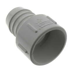 "1-1/4"" PVC Sch. 40<br>Insert x Socket Adapter Product Image"