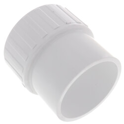 "3"" PVC Schedule 40 Spigot x Female Adapter"