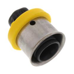 "1/2"" PEX Press Polymer Test Plug Product Image"